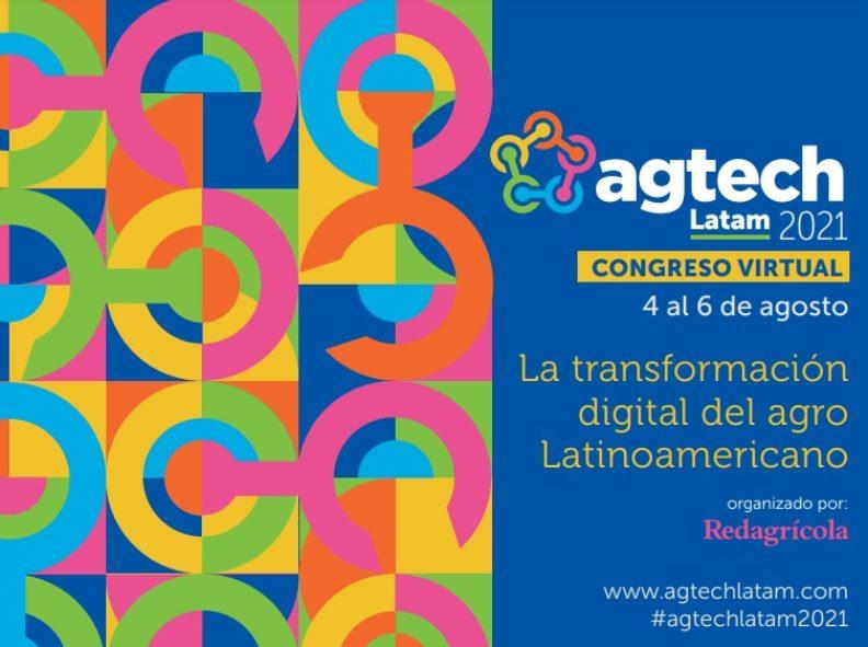 AgTech Latam 2021: transformación digital de la agroindustria