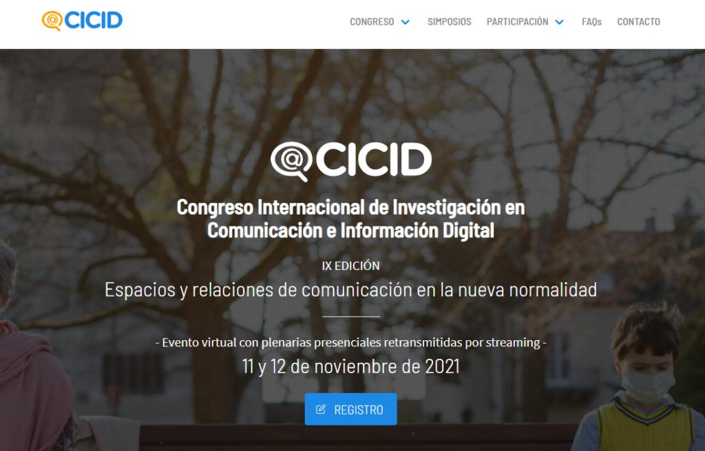 Investigación en comunicación e información digital