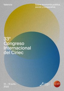 Congreso internacional sobre economía social, pública y cooperativa